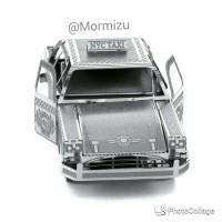 Jual Piece Fun 3D Metal Puzzle New York Taxi - Taksi Murah