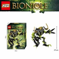 Mainan Anak Brick Xys KSZ LEGO 614 BIONICLE Umarak the Destroyer Hobi