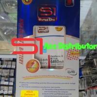 Jual Baterai Double Power Asus Zenfone 6 A600CG A601CG 6460 mah Original S1 Murah