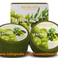 harga Mustika Ratu Body Butter Zaitun 200gr Tokopedia.com