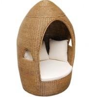 Jual Rattan Egg Chair Kab Jepara Jati Sukma Tokopedia