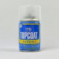 Mr Color Spray B503 Top Coat Flat - Mr. Hobby - Lacquer Paint
