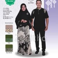 Couple Gamis Syari + Koko Zenitha 229