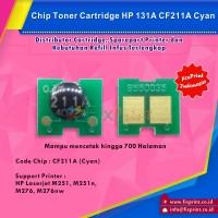 harga Chip Reset Hp 131a Cyan, Chip Cartridge Cf211a Printer Hp Laserjet Tokopedia.com