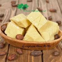 Unrefined Cocoa Butter/Cacao Butter/Lemak Cokelat