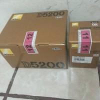 Nikon D5200 KIT 18-55mm garansi resmi