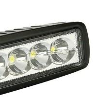 AUXBEAM LED FOG Light Lampu LED Daytime Running Light