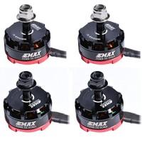 EMAX RS2205 2300KV BRUSHLESS MOTOR 2CW 2CCW FPV RACING QUADCOPTER 4pcs