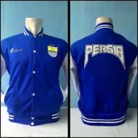 Varsity Jacket Persib S-830P Si Maung Bandung Juara Pangeran Biru