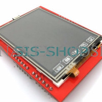 Arduino UNO 2.4 inch TFT touch screen supporting spot
