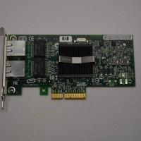 Lan Card Intel PRO 1000 PT Dual Port NC360T HP DELL IBM - Low Profile