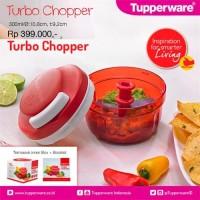 Turbo Chopper Tupperware Pencacah Daging Alat Cincang Persiapan MPASI