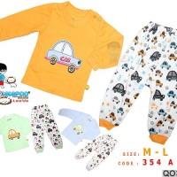 Baju tidur anak lucu / piyama amak