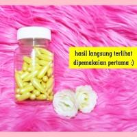 Vitamin E Capsule Whitening (memutihkan, menghilangkan jerawat/flek)