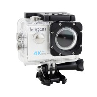 Kogan Action Camera 4K+ UltraHD - 16MP - Putih - WIFI - ORIGINAL SONY