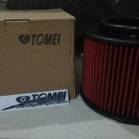 FILTER UDARA RACING TOMEI for INNOVA,FORTUNER,HILUX,FORD RANGER