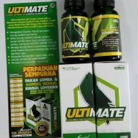 harga Vitamin Ultimate Lovebird Doping Obat Burung Love Bird Lomba Ngekek Tokopedia.com