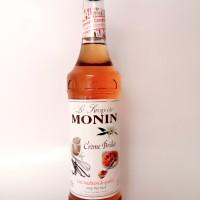 Monin Syrup Creme Brulee 700 mL Cafe Coffee Original Syrup