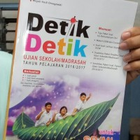 Jual Paket Buku Soal Detik-Detik UN SD / MI Lengkap Intan Pariwara Murah