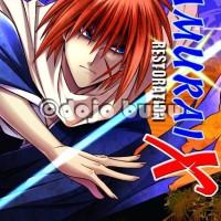 Komik Seri : Samurai X Restoration 1-2 Tamat oleh Nobuhiro Watsuki