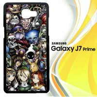 Legend Of Zelda All Character Collage F0750 Casing HP Samsung Galaxy J