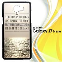 Mayday Parade Quotes X0107 Casing HP Samsung Galaxy J7 Prime Custom C