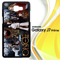 once upon a time wallpaper Y0852 Casing HP Samsung Galaxy J7 Prime Cu