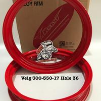 Velg Rossi SPRINTXD 300-350-17 Hole 36
