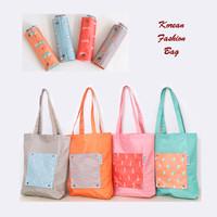 Korean Fashion Bag (Tas fashion Korean style, bisa dilipat)