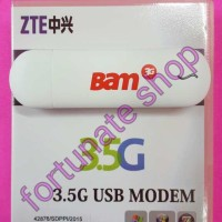 Modem ZTE MF669 Speed Up to 28Mbps (Unlock All GSM)
