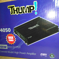 amplifier mobil 4 - thump .