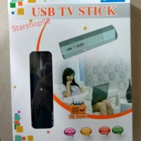 Usb TV Stik/FM Radio & Analog TV Tuner For Laptop