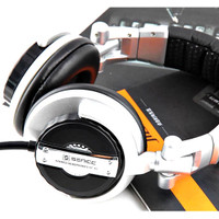 Senicc Foldable Hifi Gaming / Music Headphones Super Bass - ST-80