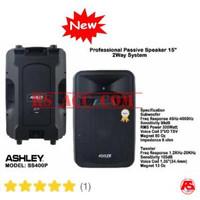 Speaker 15 Inch Pasif Ashley SS 400 P Original Resmi ( Sepasang)