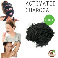 Jual Activated Charcoal (Arang Aktif) 100 Gr Murah