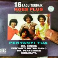 CD Koes Plus - 16 Lagu Terbaik Pop Keroncong