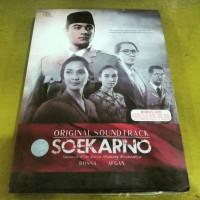 CD Original Soundtrack OST Soekarno - Feat Rossa Afgan dll