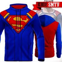 Superman - Jaket/ Jacket Hoodie Superman TV Series Anime Superhero