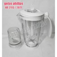 Jual gelas blender philips set lengkap tipe 2115/2116/2061/2071 Murah