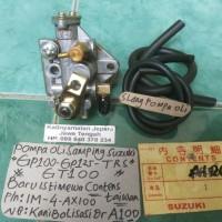 harga Pompa Oli Samping Baru Suzuki Gp100-gp125-trs-gt100(substitusi A100) Tokopedia.com