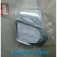 Garnish Radiator Crome Honda Vario Techno 125 PGM FI CBS/ Non CBS Old