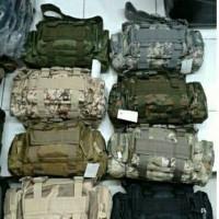 TAS SELEMPANG SLEMPANG ARMY MILITER TENTARA GUNUNG OUTDOOR YF01 IMPORT