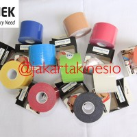 harga Kinesio Tape / Taping Sport / Rubber Strap - Biru Tua Tokopedia.com