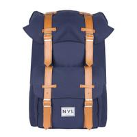 Jual Tas Ransel NVL Mogambo Navy Backpack Canvas Pria / Wanita Murah