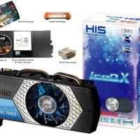 HIS Radeon HD 7850 IceQ X 1GB DDR5