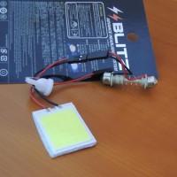 Lampu Plafon Kabin Mobil LED Plasma 24 COB 4x6 PREMIUM READY 0109