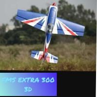pesawat Fms Extra 300 3D