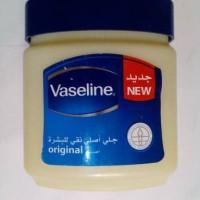 Jual Vaseline petroleum jelly 120ml (Preloved/Bekas) Murah