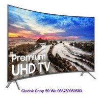 TV LED SAMSUNG 55 MU8000 PREMIUM UHD TV CURVED SMART 4K HDR 1000 NEW