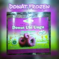 Donat Frozen Ubi Ungu Isi 10